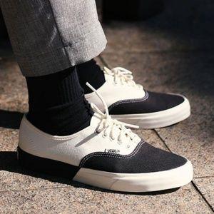 24a908310852 Vans Shoes - Vans Authentic DX (Blocked) Classic White 13